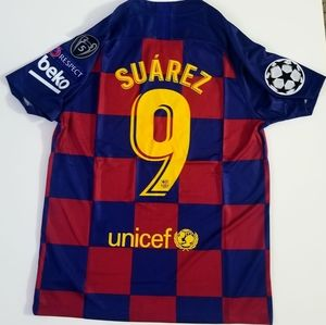 New Barcelona Jersey